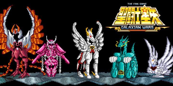 Saint Seiya – Galaxian Wars