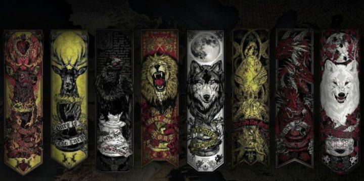 10 differenze fra serie tv e libri de Il trono di spade