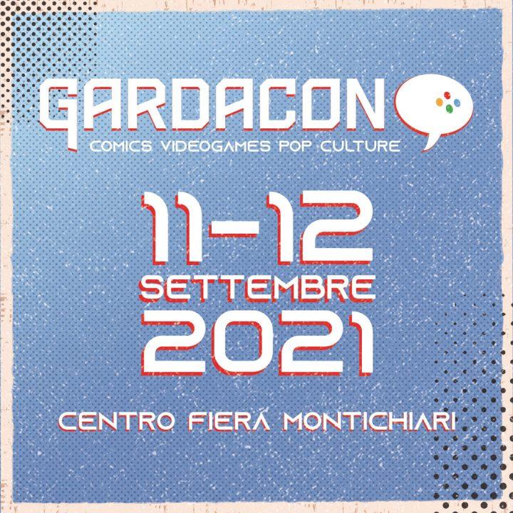 Gardacon: 11 e 12 settembre 2021