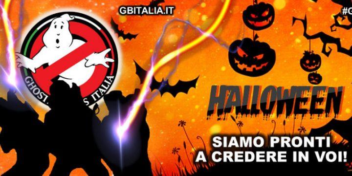 Ghostbusters Italia ad Halloween!