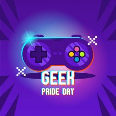 Geek Pride Day: 25 Maggio