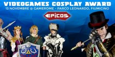 Videogames Cosplay Award a Gamerome