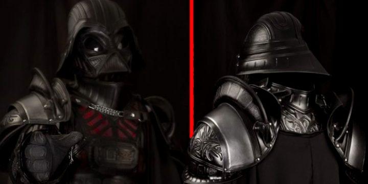 Se Vader fosse vissuto nel medioevo