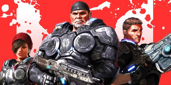 Gears of War, una nuova serie a fumetti nel 2018