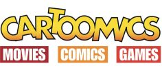 Cartoomics Movies-Comics-Games 2016