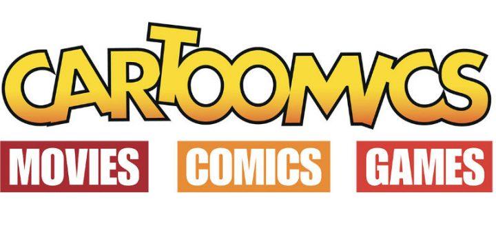 Cartoomics Movies-Comics-Games 2016