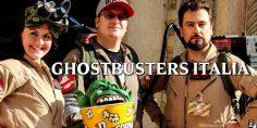 Ghostbusters Italia al FEcomics & Games