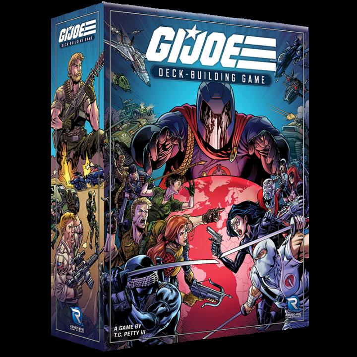 GI Joe Deck-Building Game
