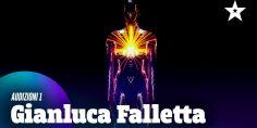 Gianluca Falletta alle Audizioni di Italia's Got Talent