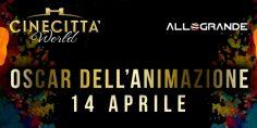 """Gianluca Falletta @ """"Oscar dell'Animazione"""""""