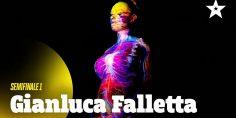 Gianluca Falletta e la sua performance alla Semifinale di Italia's Got Talent