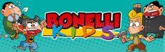 Un gioco di carte per i BONELLI KIDS!
