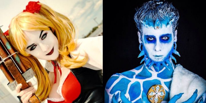 MUA Cosplay: Come colorare la pelle?
