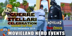 Guerre Stellari Celebration 2019 @ Movieland