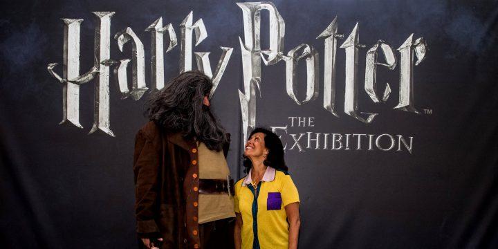 Jany Temime giudica il cosplay contest di Harry Potter
