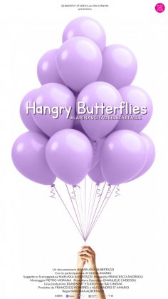 Hangry Butterflies