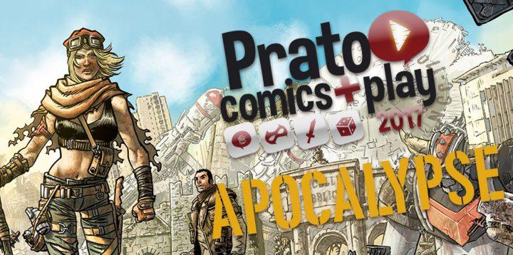 Prato Comics + Play 2017