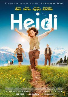 Il film di Heidi di Alain Gspone