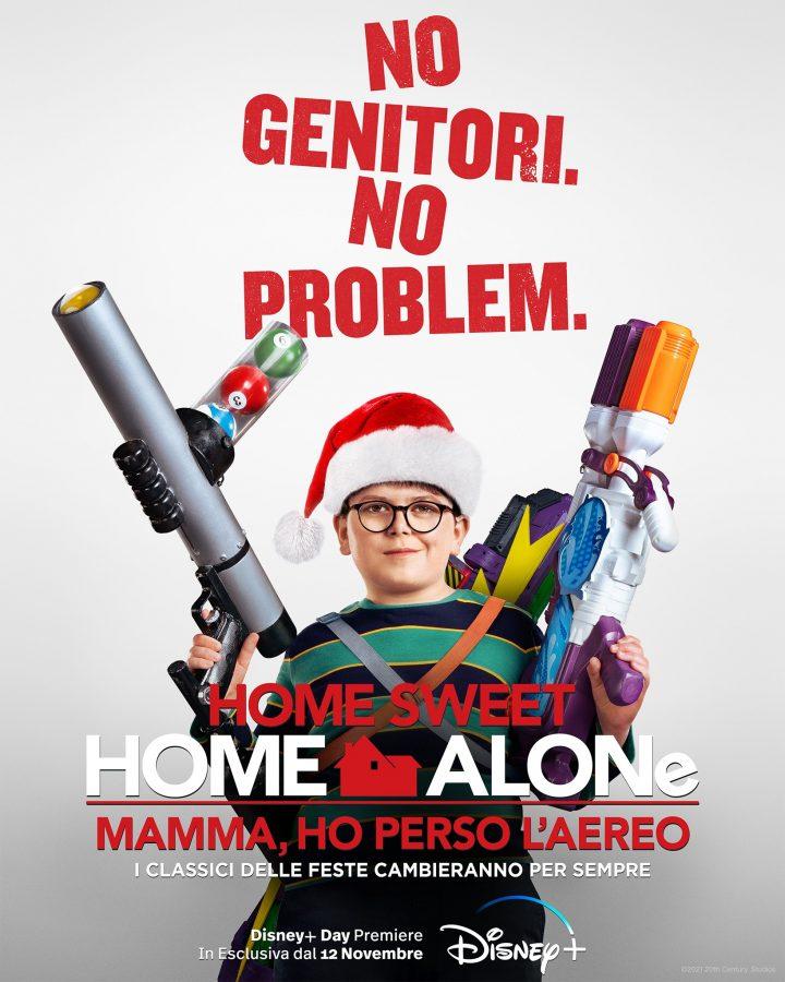 Home Sweet Home Alone – Mamma, ho perso l'aereo