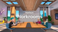 Facebook presenta Horizon Workrooms