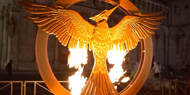 Raduno Nazionale Hunger Games