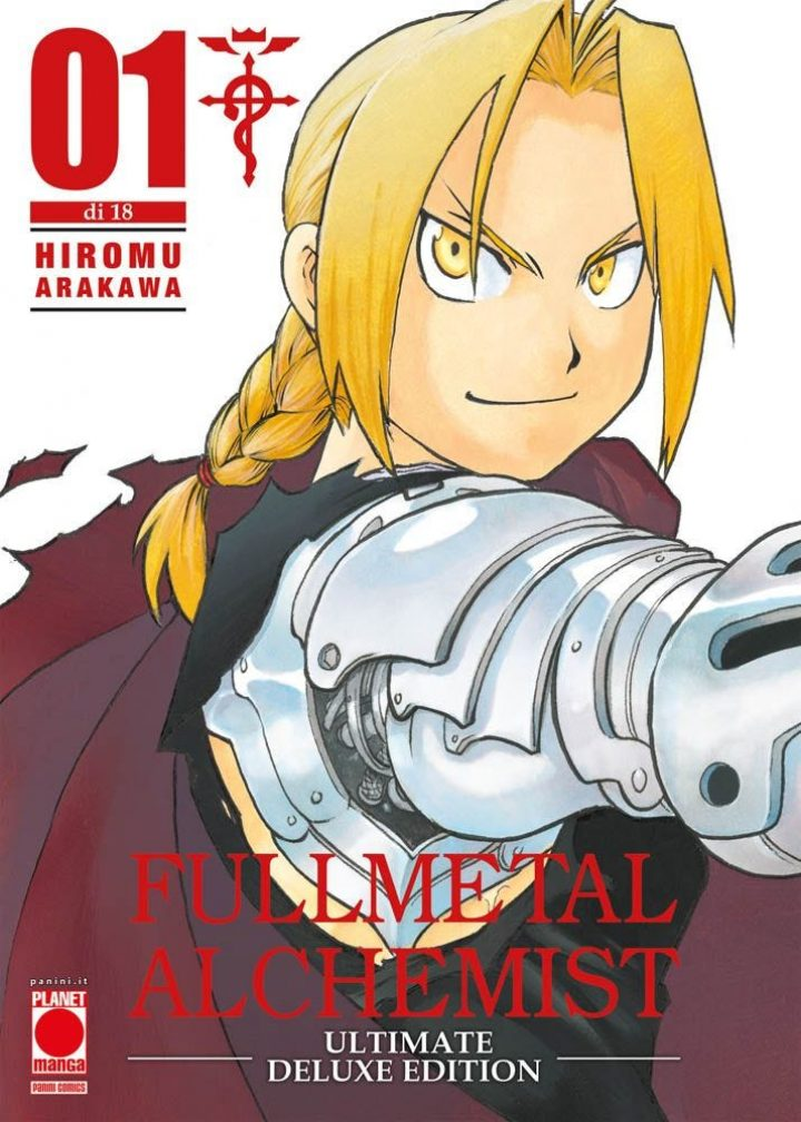 Full Metal Alchemist, l'edizione definitiva