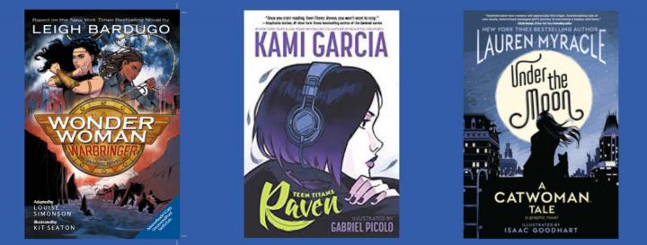 Il Castoro pubblicherà in Italia i nuovi Graphic Novel YA targati DC