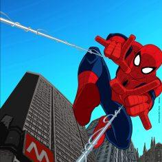 Il Wow omaggia lo Spider-Man Day