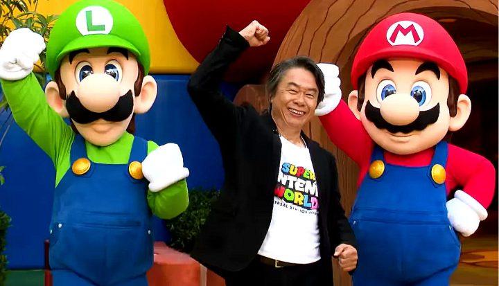 Inaugurato Super Nintendo World