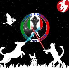 Rebel Legion Italian Base: Pet Stellari e dove postarli!