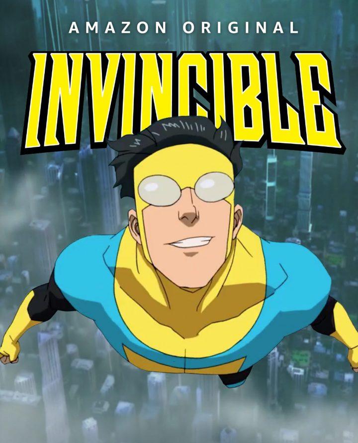 La prima stagione di Invincible