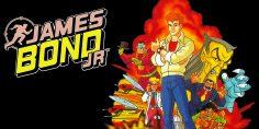 La seria animata di James Bond Junior