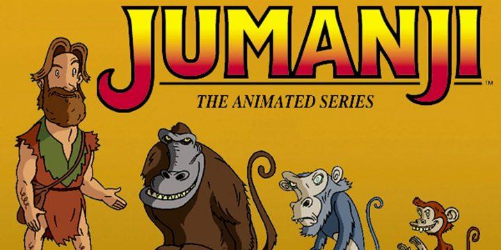 La serie animata di Jumanji