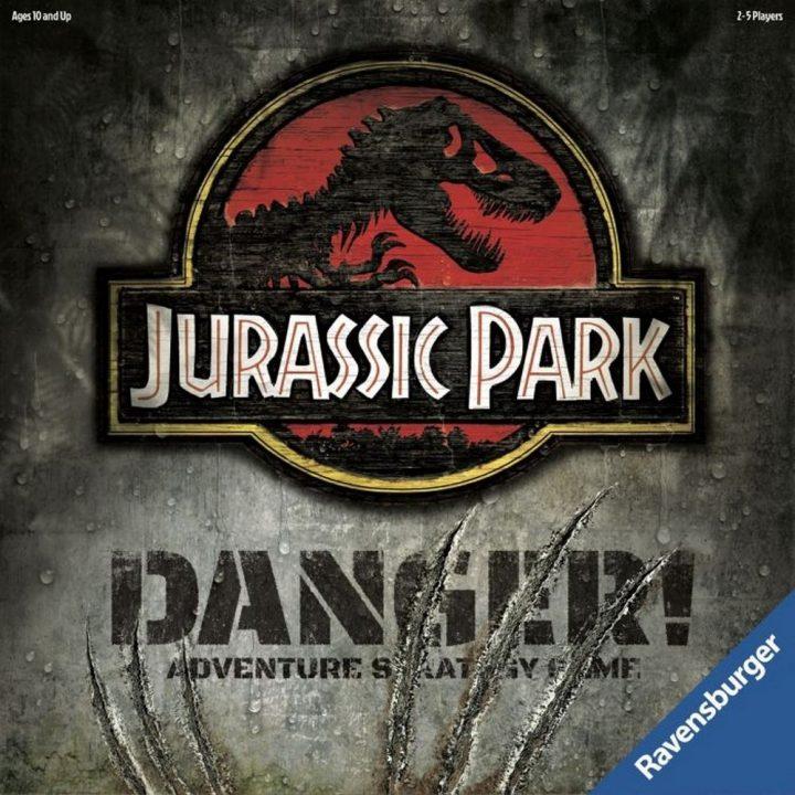 Jurassic Park Danger! Inside the Game (Movie Trailer)
