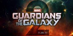 Primo ciak per Guardiani della Galassia Vol. 2