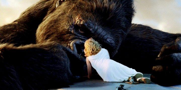 King Kong di Peter Jackson