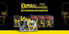 Kriminal, i fumetti del Re del delitto per la prima volta a colori in edicola
