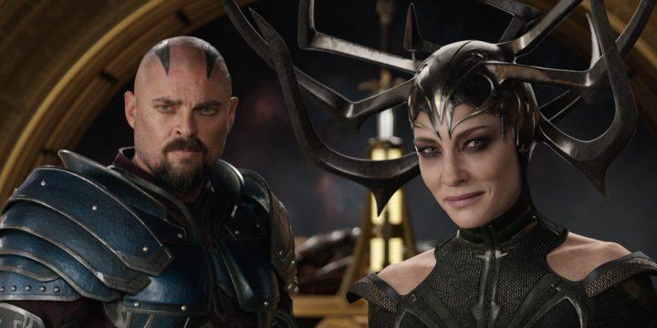 Thor: Ragnarok in homevideo