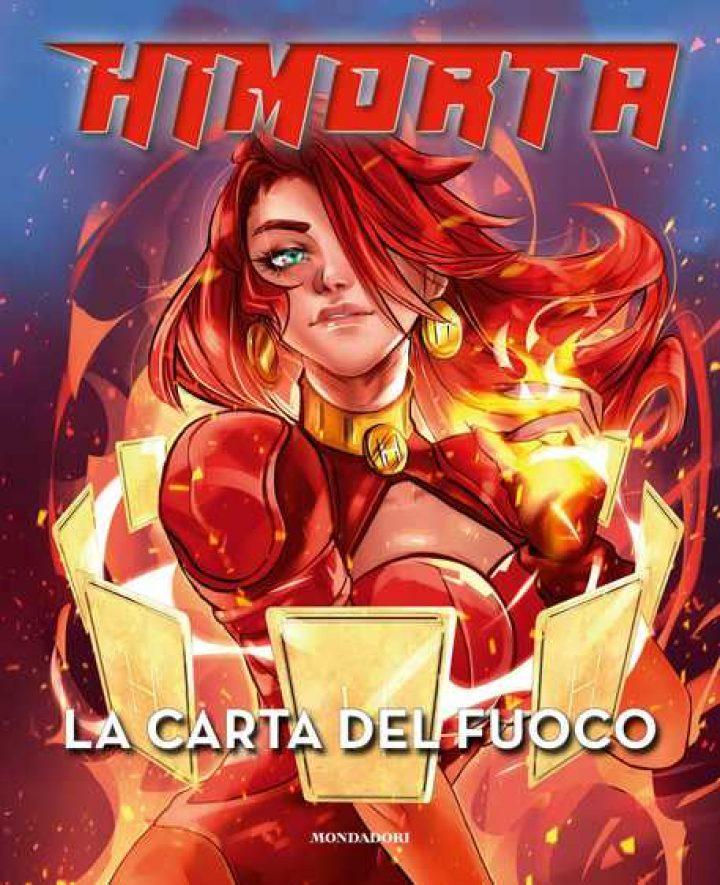 La cosplayer Himorta diventa un fumetto
