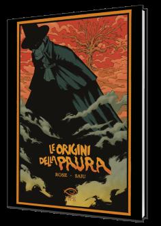 """""""Le origini della paura"""", il fumetto ispirato all'universo di Lovecraft"""