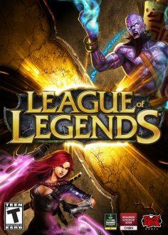 Il lancio di League of Legends