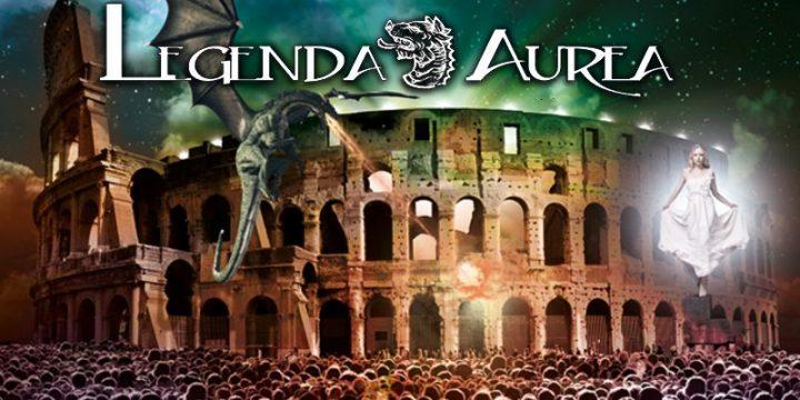 Legenda Aurea @ Colosseo