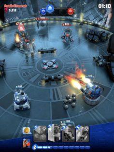 Lego Star Wars Battles per Apple Arcade