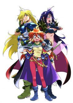 I personaggi di The Slayers