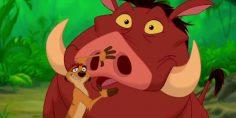 Timon e Pumbaa hanno due nuove voci!