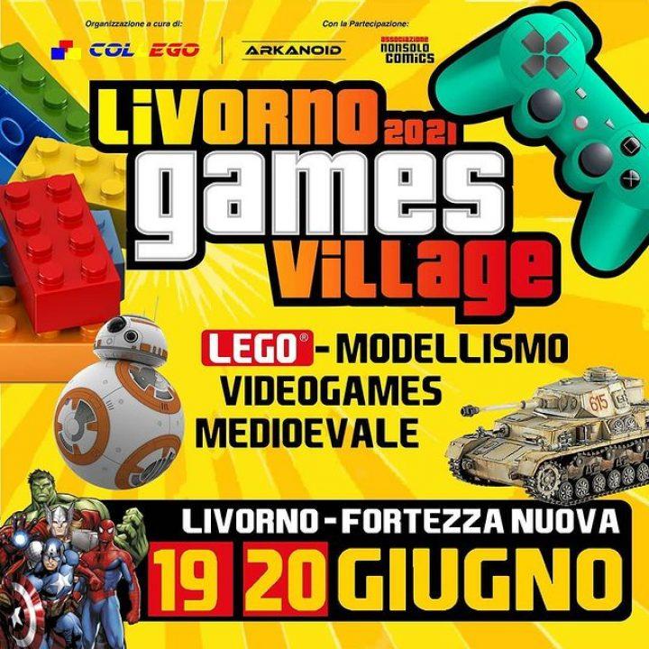 Livorno Games Village 2021