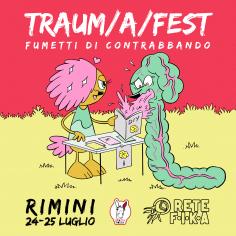Traum/a/Fest – Fumetti di Contrabbando 2021