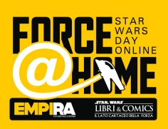 Force@Home: il 4 maggio si festeggia online