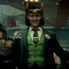 Loki: il nuovo trailer