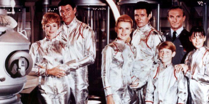 Lost in Space torna su Netflix